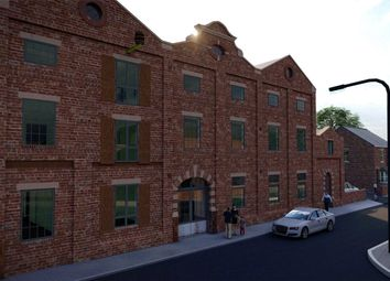 Thumbnail 2 bed flat for sale in The Cooperage, East Street, Grimsby