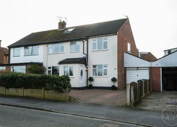 Thumbnail 5 bed semi-detached house for sale in Black Moss Lane, Ormskirk