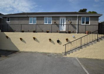 Thumbnail 3 bed detached bungalow for sale in Hillside Court, Grist Lane, Angarrack, Hayle