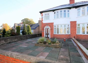 Thumbnail 3 bed semi-detached house to rent in Ring Road, Backford, Chester