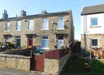 Thumbnail 2 bed end terrace house for sale in Quarry Street, Heaton, Bradford