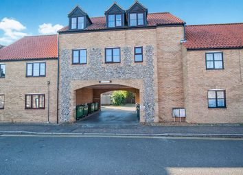 Thumbnail 2 bed flat for sale in Millington Court, Thetford
