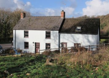 Thumbnail 3 bed detached house for sale in Glascoed, Felindre Farchog, (Nr Newport), Crymych