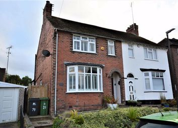 Thumbnail 3 bed semi-detached house for sale in Cobden Street, Ripley