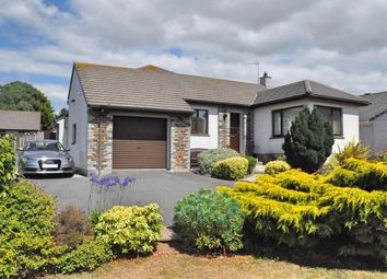 Thumbnail 4 bed detached bungalow for sale in Belmont Road, Helston