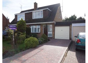 Thumbnail 3 bedroom semi-detached house for sale in Nappsbury Road, Luton