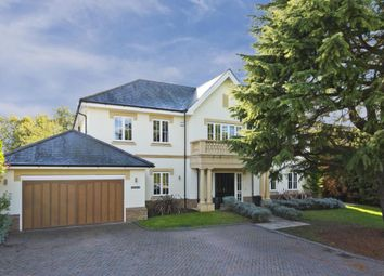 Thumbnail 6 bed detached house to rent in Manor Way, Oxshott