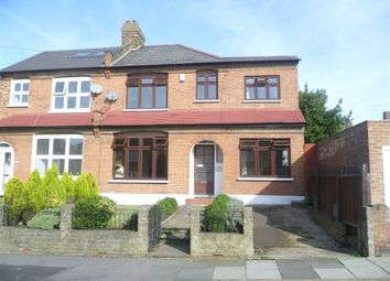 Thumbnail 4 bed semi-detached house to rent in Dumbreck Road, Eltham, London