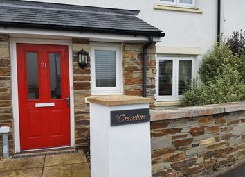 Thumbnail 3 bed terraced house to rent in Greenwix Parc, St. Mabyn, Bodmin