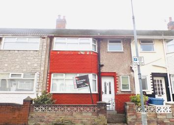 3 bed terraced house for sale in Bedford Road, Liverpool, Merseyside, . L4