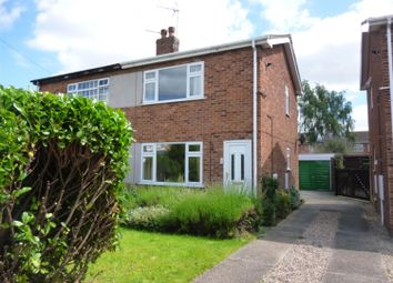 Thumbnail 2 bed semi-detached house to rent in Merton Avenue, Retford, Notts