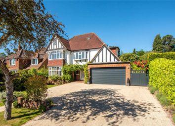 Thumbnail 6 bed detached house for sale in Milton Avenue, Westcott, Dorking, Surrey