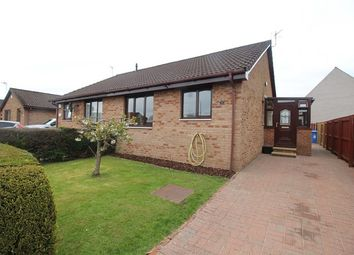 Thumbnail 2 bed semi-detached bungalow for sale in 11 Carse View, Airth