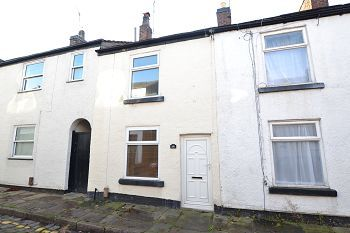 Thumbnail 2 bed terraced house for sale in Pierce Street, Macclesfield