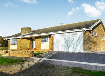 Thumbnail 3 bed detached bungalow for sale in Ambleside Avenue, Telscombe Cliffs, Peacehaven