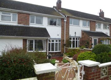 Thumbnail 3 bed terraced house for sale in Kirkman Close, Barlestone, Nuneaton