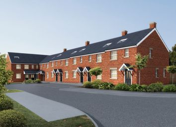 Thumbnail 3 bed town house for sale in Westgate, Worksop