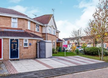 Thumbnail 3 bed end terrace house for sale in Tilbury Crescent, Leicester