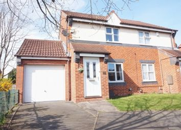 Thumbnail 2 bed semi-detached house for sale in Eaton Wood, Pype Hayes, Birmingham