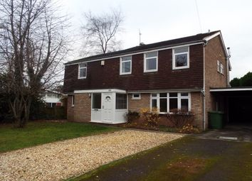 Thumbnail 5 bedroom detached house to rent in Taunton Avenue, Wolverhampton