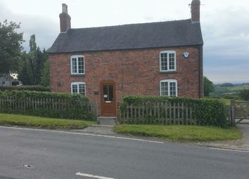 Thumbnail 3 bed cottage to rent in Chapel Farm Cottage, Cross O'th Hands, Turnditch, Ashbourne, Derbyshire
