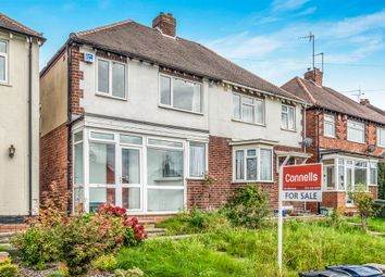 Thumbnail 3 bedroom semi-detached house for sale in Woodleigh Avenue, Harborne, Birmingham