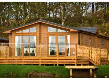 Thumbnail 2 bed mobile/park home for sale in Limefitt Park, Troutbeck, Windermere, Cumbria, UK