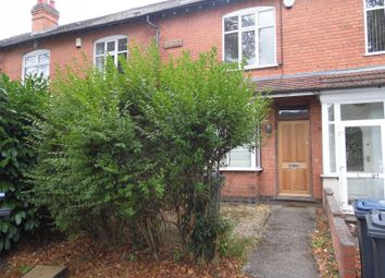 Thumbnail 2 bed terraced house to rent in Lakey Lane, Hall Green, Birmingham