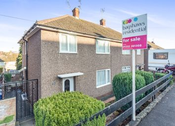 Thumbnail 3 bed semi-detached house for sale in Wingfield Drive, Chaddesden, Derby