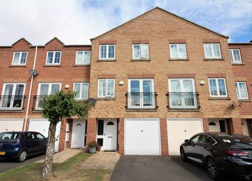Thumbnail 4 bed town house for sale in Little Holland Gardens, Nuthall, Nottingham