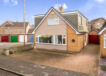 Thumbnail 3 bed detached house for sale in Brancaster Close, Nottingham