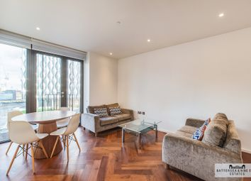 Thumbnail 2 bed flat for sale in New Union Square, London