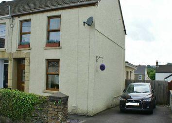 Thumbnail 2 bedroom semi-detached house for sale in Tyn Y Bonau Road, Swansea