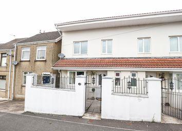 Thumbnail 3 bed semi-detached house for sale in Bryn Terrace, Twynyrodyn, Merthyr Tydfil
