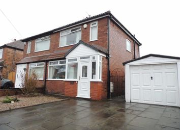 Thumbnail 2 bed semi-detached house for sale in Dane Road, Denton, Manchester