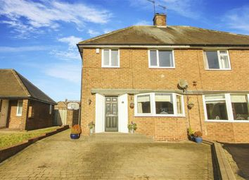 Thumbnail 3 bed semi-detached house for sale in Angerton Avenue, North Shields, Tyne And Wear