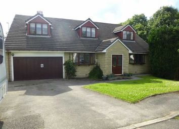 Thumbnail 5 bed detached house for sale in Birch Hall Close, Birch Vale, Derbyshire