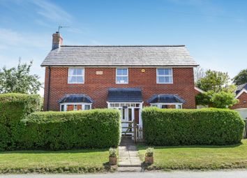 Thumbnail 4 bed detached house for sale in Purton Stoke, Swindon
