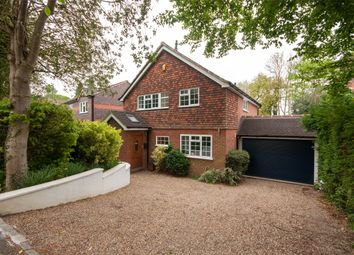 Thumbnail 4 bed detached house for sale in The Avenue, South Nutfield, Redhill, Surrey