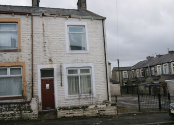 Thumbnail 2 bed end terrace house for sale in Poplar Street, Nelson, Lancashire