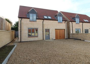 Thumbnail 4 bed detached house for sale in Maypole Close, Castle Bytham, Grantham