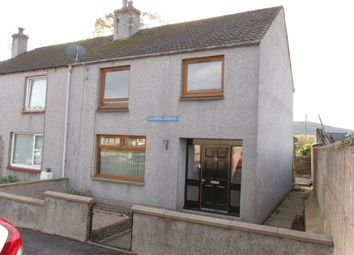 Thumbnail 3 bed end terrace house for sale in 13 Chapel Court, Dufftown, Keith