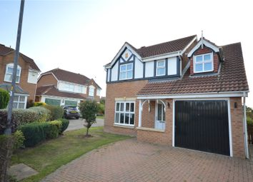 Thumbnail 4 bed detached house for sale in Millcroft Close, Lofthouse, Wakefield, West Yorkshire
