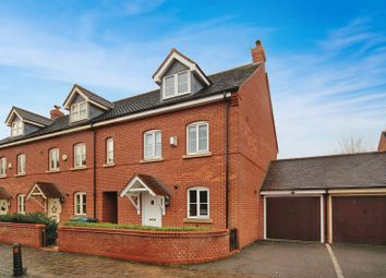 Thumbnail 3 bed end terrace house for sale in Spring Hollow, Eccleshall, Stafford