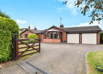 Thumbnail 4 bed detached bungalow for sale in Leathersly Lane, Scropton, Derby