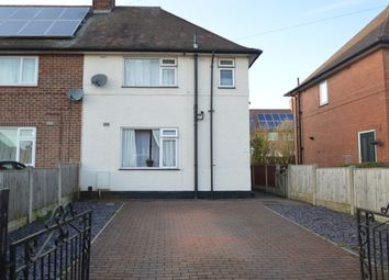 Thumbnail 3 bed end terrace house to rent in Lindfield Road, Aspley, Nottingham