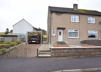 Thumbnail 3 bedroom semi-detached house for sale in Knocklea, Biggar