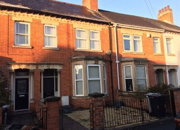 Thumbnail 4 bed town house to rent in Harrowby Road, Grantham