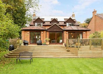 Thumbnail 4 bed detached house to rent in Eastfield Lane, Whitchurch On Thames, Reading