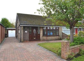 Thumbnail 2 bed semi-detached bungalow for sale in South Avenue, Plank Lane, Leigh